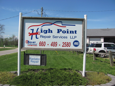 High Point Repair Service